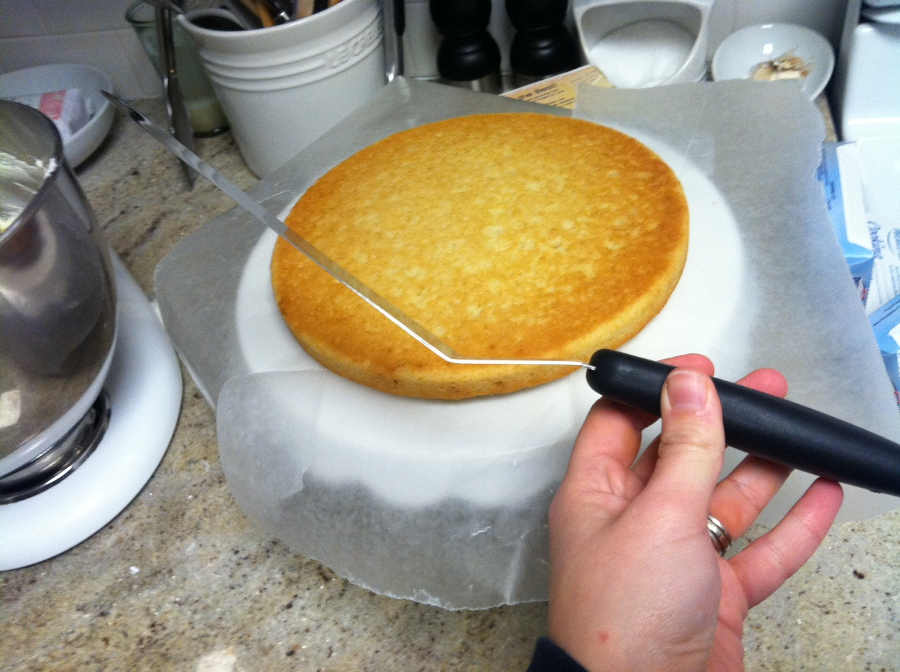 how to make cake rise extra