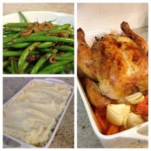 Garlic, Rosemary and Citrus Roast Chicken