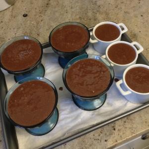 Chocolate Pots de Crémé