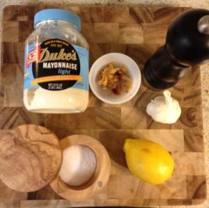 Roasted Garlic Mayo