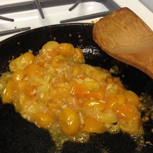 Tomato and Shallot Jam