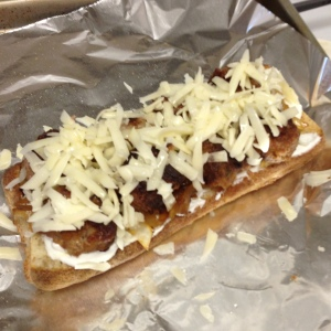 Mexican Meatball Subs