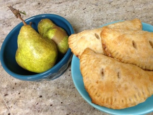 Ginger Pear Hand Pies